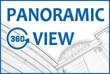 九州看護福祉大学内の360度パノラマビューを見る